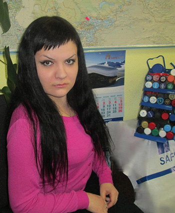 Русановская Татьяна