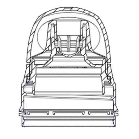 Колпачок Smart Seal модель Flex28-1881